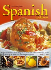 The Complete Spanish Cookbook