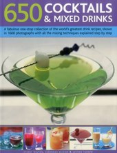 650 Cocktails & Mixed Drinks