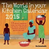 The World in Your Kitchen Calendar 2015 | auteur onbekend |