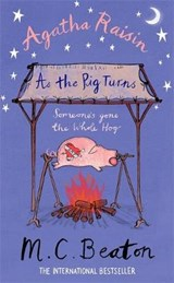 Agatha Raisin: As The Pig Turns | M. C. Beaton |