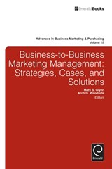 Business-to-business Marketing Management | auteur onbekend |