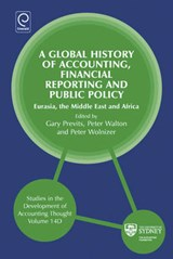 Global History of Accounting, Financial Reporting and Public | Gary J Previts |