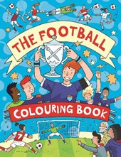 Football Colouring Book