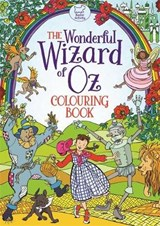 The Wonderful Wizard of Oz Colouring Book | Ann Kronheimer |
