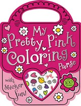 My Pretty Pink Coloring Purse | Katie Cox |