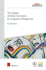 The Liability of Public Authorities in Comparative Perspective |  |