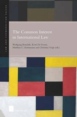 The Common Interest in International Law |  |