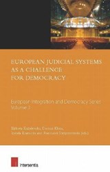 European Judicial Systems As a Challenge for Democracy | KUZELEWSKA,  Elzbieta |