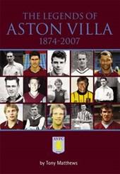 Legends of Aston Villa 1874-2007