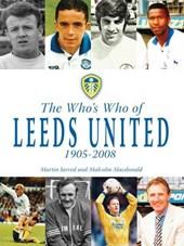 Who's Who of Leeds United 1905-2008