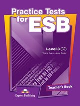 Practice Tests for ESB (C2) | Virginia Evans; Jenny Dooley |