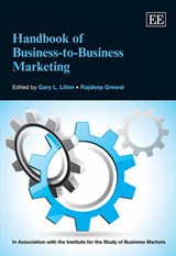 Handbook of Business-to-Business Marketing | LILIEN,  Gary ; Grewal, Rajdeep |