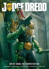 Judge Dredd Day of Chaos | John Wagner; Henry Flint; Colin MacNeil; Ben Willsher |
