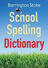 School Spelling Dictionary | Christine Maxwell |