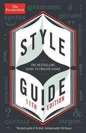 Economist style guide (11th edn)