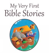 My Very First Bible Stories (Candle)