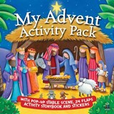 My Advent Activity Pack | Juliet David |
