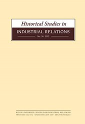 Historical Studies in Industrial Relations