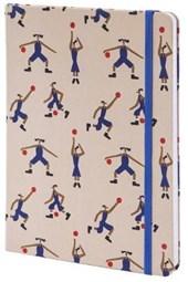 Basketball - Lawrence Slater - Lined/Plain/dot Grid