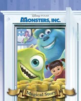 Disney Pixar Monsters, Inc. Magical Story | auteur onbekend |