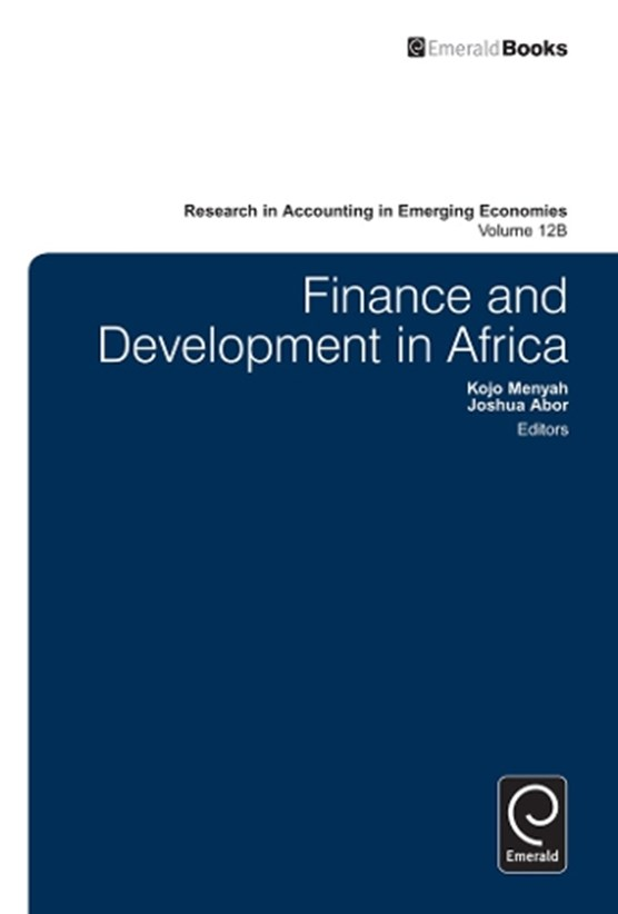 Finance and Development in Africa