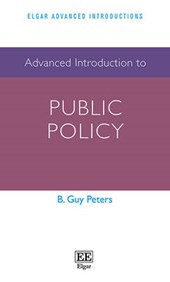 Advanced Introduction to Public Policy | B. Guy Peters |