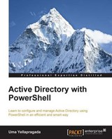 Active Directory with PowerShell | Uma Yellapragada |