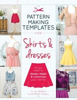 Pattern Making Templates for Skirts & Dresses | Alice Prier |