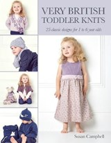 Very British Toddler Knits | Susan Campbell |