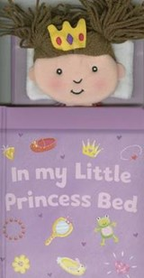 In My Little Princess Bed | Kate Thompson |