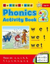 Phonics Activity Book