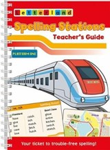 Spelling Stations 1 - Teacher's Guide | Lisa Holt ; Abigail Steel |