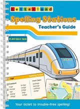 Spelling Stations 2 - Teacher's Guide | Abigail Steel ; Lisa Holt |