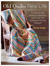 Old quilts, new life | Sarah Fielke |