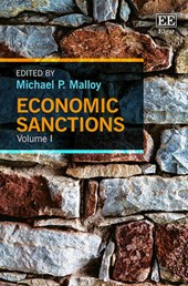 Economic Sanctions | Michael P. Malloy |
