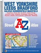 West Yorkshire Street Atlas |  |