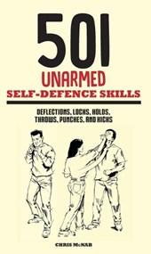 501 Unarmed Self-Defence Skills