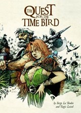 The Quest for the Time Bird | Serge Le Tendre |