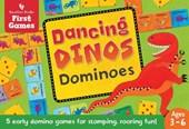 Dancing Dinos Dominoes