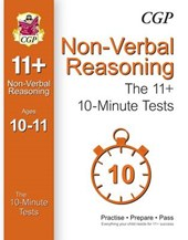 10-Minute Tests for 11+ Non-Verbal Reasoning (Ages 10-11) (f