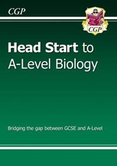 New Head Start to A-Level Biology