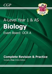 New A-Level Biology: OCR A Year 1 & AS Complete Revision & P