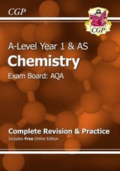 A-Level Chemistry: AQA Year 1 & AS Complete Revision & Pract |  |