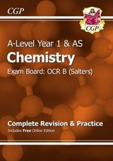 New A-Level Chemistry: OCR B Year 1 & AS Complete Revision & | Cgp Books |
