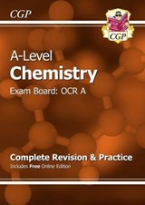 New A-Level Chemistry: OCR A Year 1 & 2 Complete Revision & |  |