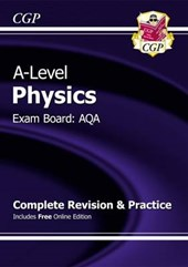 A-Level Physics: AQA Year 1 & 2 Complete Revision & Practice |  |