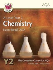 A-Level Chemistry for AQA: Year 2 Student Book with Online E
