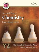 New A-Level Chemistry for AQA: Year 2 Student Book with Onli |  |