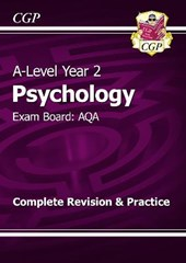 New A-Level Psychology: AQA Year 2 Complete Revision & Pract