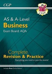 New A-Level Business: AQA Year 1 & 2 Complete Revision & Pra